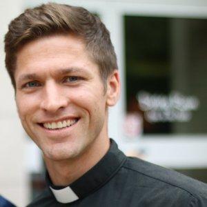 Fr. Chase Hilgenbrinck Catholic Speaker - Professional Soccer