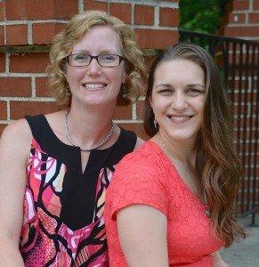 Michele Faehnle & Emily Jaminet Catholic Speakers