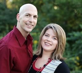 Deacon Joel and Lisa Schmidt