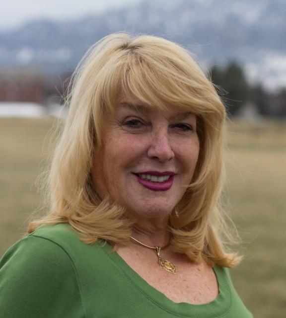 Gail Buckley Barringer